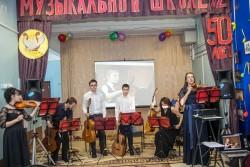 Музыкальной школе 50 лет-9