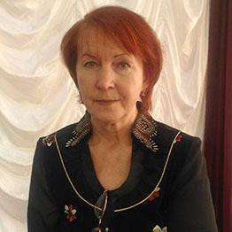 Бондаренко<br />Наталия Алексеевна