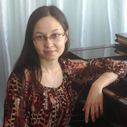 Хуснутдинова<br />Алина Каримовна