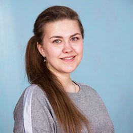 Веревкина<br />Екатерина Сергеевна